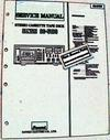 Tape Deck Service Manual
