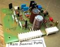 Clone of Sansui Driver Board F-2507 for Sansui AU-20000 2nd type