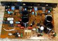 Sansui Driver Circuit Board F-2661 for AU9900A / 11000A - USED