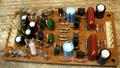 Sansui Equalizer (Phono-Preamp) Circuit Board F-2691 for AU 9900