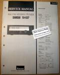 Sansui TU-517 Original Paper Service Manual