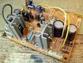 Power Supply Board F-6165, used