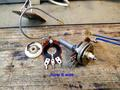 Volume Alps potentiometer for G9000 ( G901 ), used, but restored
